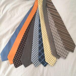 10 Men's ties
